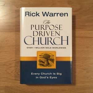 The Purpose Driven Church Rick Warren